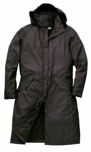 Craghoppers Haddenbury Women's Waterproof Jacket - Cocoa, Size 10