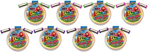 Ja-Ru Rainbow Crystal Rope Party Favor Bundle Pack