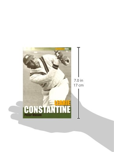 Caribbean Lives: Learie Constantine