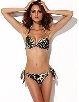 Kattee®-Femme Sexy Bikini Maillots De Bain 2 pièces Trikini Bikini Push Up Bustier Multi Couleur à Choisir