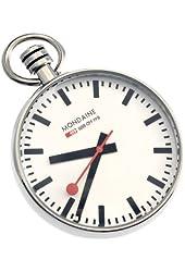 Mondaine Men's Swiss Railways Pocket Watch A6603031611SBB
