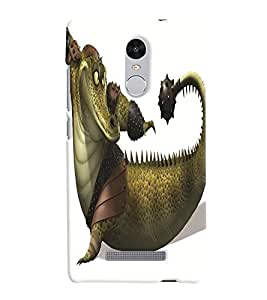 GADGET LOOKS PRINTED BACK COVER FOR Xiaomi Redmi Note 3 MULTICOLOR