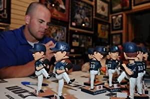 Clayton Richard Signed 2010 Padres Bobblehead COA SGA Autograph Toy Doll - PSA DNA... by Sports+Memorabilia