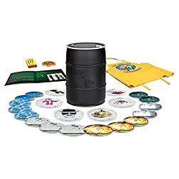 Breaking Bad: The Complete Series (2014 Barrel) [Blu-ray]