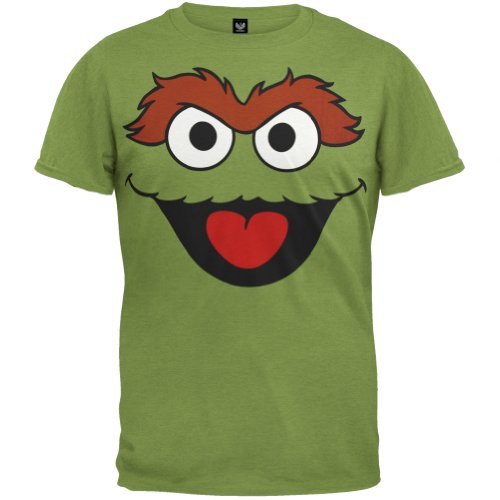 oscar the grouch Stitch