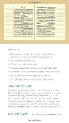 ESV Journaling Bible (Esv Bibles)