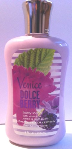 Venice Dolce Berry Body Lotion By Bath & Body Works