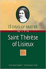 Saint therese of lisieux book