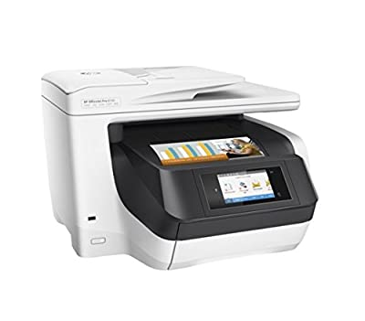 HP Officejet Pro 8730 Wireless Multi-function All-In-One Color Photo Printer - With Mobile printing
