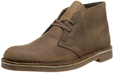 Clarks Men's Bushacre 2 Boot,Beeswax Leather,7 M US