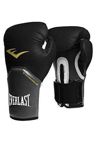 Everlast Erwachsene Boxhandschuhe, Black, 12 oz, 2300