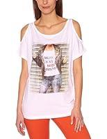 Bench - T-Shirt - Femme