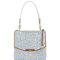 Ophelia Shoulder Bag<br> Lyon White