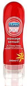 Durex Play Massage 2-in-1 Lube - 200 ml, Sensual
