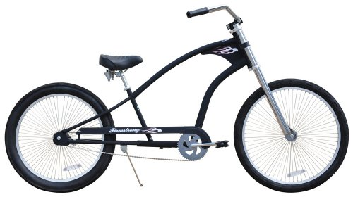 Firmstrong Rebel Stretch Cruiser single speed 26