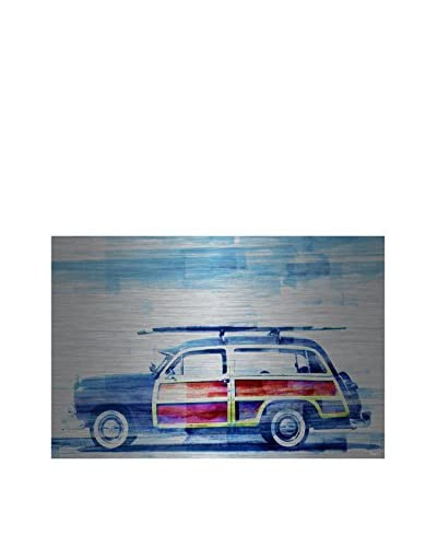 Parvez Taj Surf Day Aluminum Wall Art