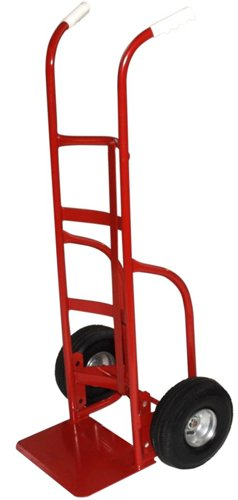 Milwaukee Hand Trucks 33030 Heavy Duty Dual Handle Truck With 10-Inch Pneumatic Tires front-232281