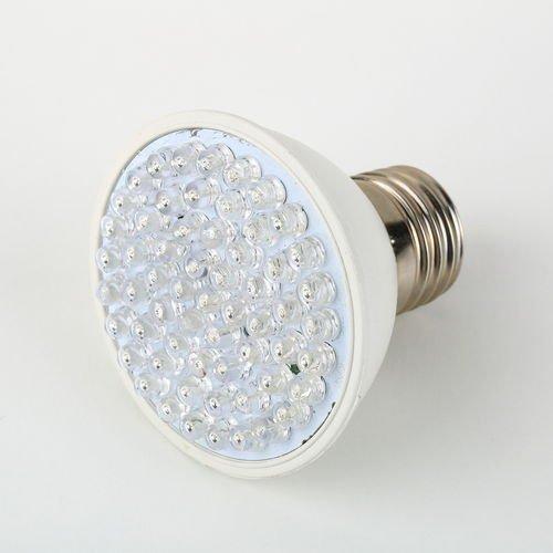 E27 220V 60 Led 3W Red Blue Plant Grow Light Bulb Garden Hydroponic Lamp Hs