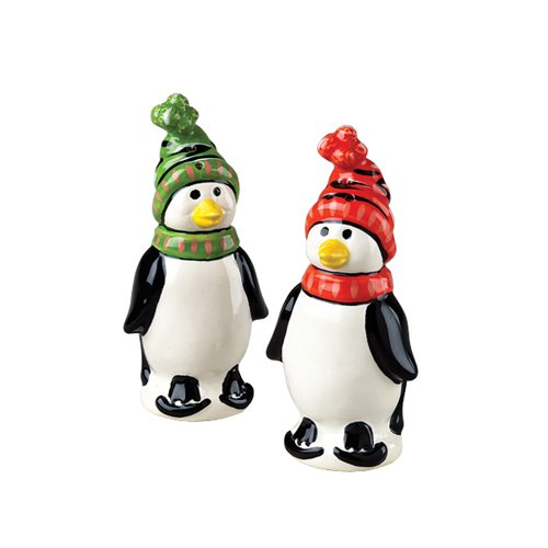 Pfaltzgraff Penguin Skate Sculpted Salt And Pepper Set - Buy Pfaltzgraff Penguin Skate Sculpted Salt And Pepper Set - Purchase Pfaltzgraff Penguin Skate Sculpted Salt And Pepper Set (Pfaltzgraff, Home & Garden, Categories, Kitchen & Dining, Cook's Tools & Gadgets, Tool & Gadget Sets)
