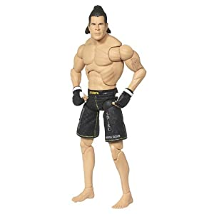 UFC Evan Tanner Deluxe Action Figure