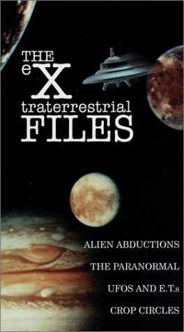 Extraterrestrial Files [VHS] [Import]