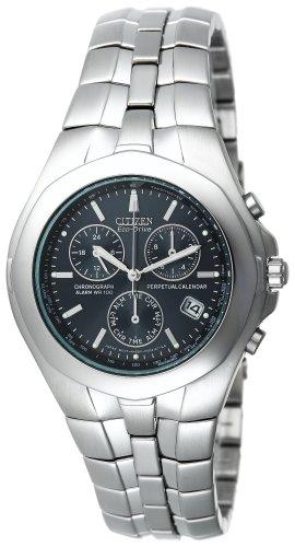 Citizen Men's BL5180-57L Eco-Drive Perpetual Calendar Watch