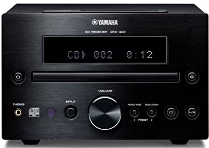 Review and Buying Guide of The Best  Yamaha CRX332 PianoCraft Series Elegant Mini Hifi System