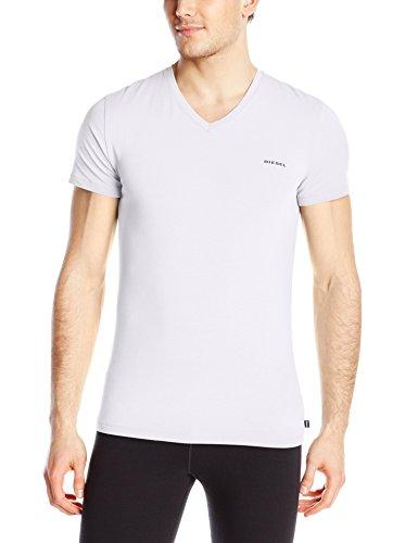 (ディーゼル) DIESEL メンズ Tシャツ UMTEE-MICHAEL MAGLIETTA 00CG260BAHF 0BAHF100 ホワイト MEDIUM