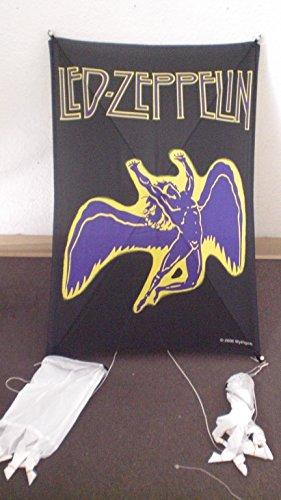 Led Zeppelin Fabric Poster Kite