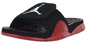 Air Jordan Hydro 4 - Black / Gym Red-White, 14 D US
