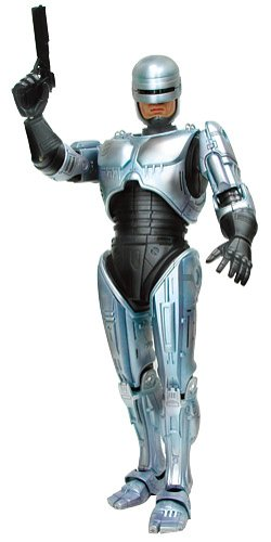 Movie Masterpiece - 1/6 Scale Fully Poseable Figure : Robocop - Robocop