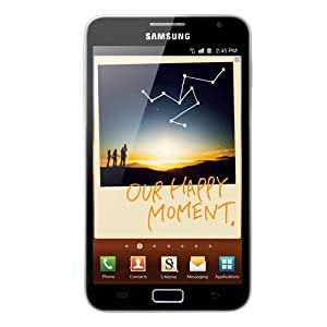 Samsung Galaxy Note GT-N7000 Unlocked Phone--International Version (Blue)