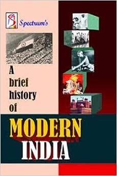A Brief History of Modern India price comparison at Flipkart, Amazon, Crossword, Uread, Bookadda, Landmark, Homeshop18