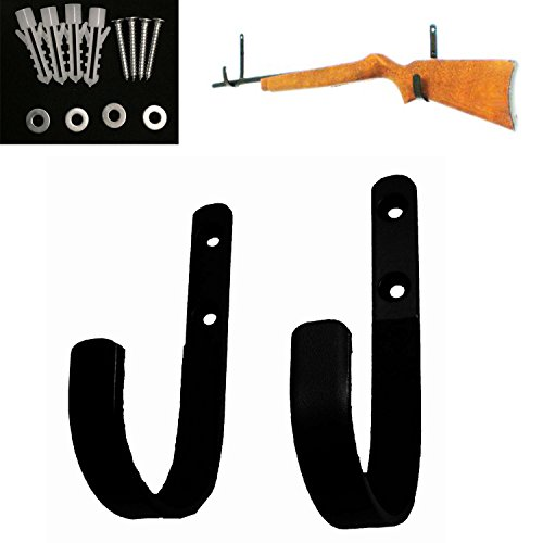 USA GunClub Easy Use Mount Anywhere Rifle Straps Gun Rack Alternative