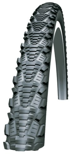 Schwalbe Touren-Reifen CX COMP, schwarz mit reflektierendem streifen, 28x1.50 700x38C, 11150368