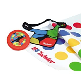 Twister Party edition