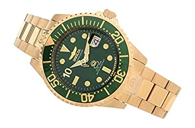 Invicta 47mm Grand Diver Commemorative Ed. Automatic Bracelet Watch
