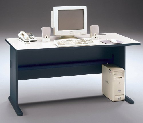 60 Inch Desk – Bush fice Furniture fice Pro Slate