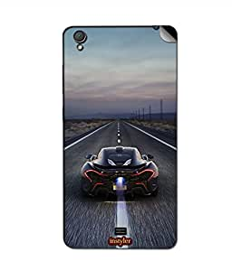 instyler MOBILE STICKER FOR GIONEE PIONEER P4S