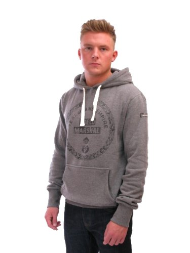 Men's Field Marshal Pull Over Hoody