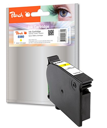 Peach PI200-103 Gelb Kompatibel Tintenpatronen Pack of 1