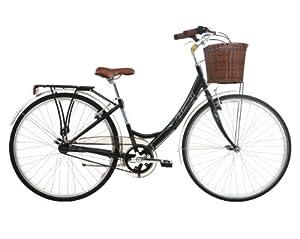 Kingston Women's Mayfair City Bike - Black, 16 Inch
