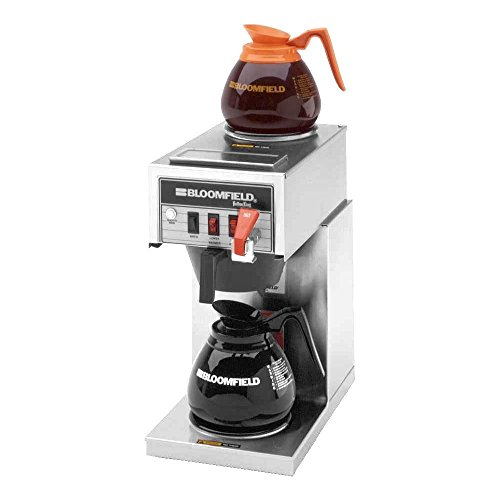 Bloomfield (8540D2F) Koffee King Two Warmer In-Line Automatic Coffee Brewer