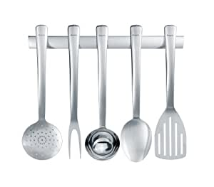 Stainless steel kitchen utensil set home for Kitchen set in amazon
