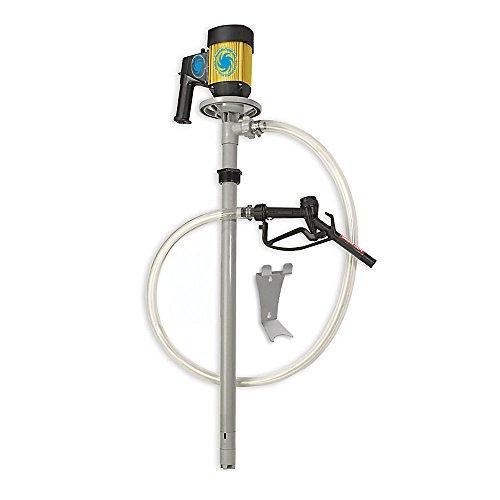 Action Pump 7430 55 Gallon Centrifugal Drum Pump Kit Cpvc, 110V