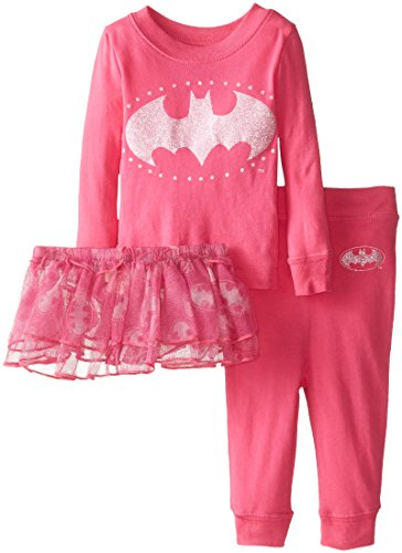 DC Comics Baby Girls'' Batgirl Tutu Sleep Set