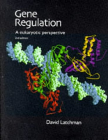 Gene Regulation: A Eukaryotic Perspective - Third Edition