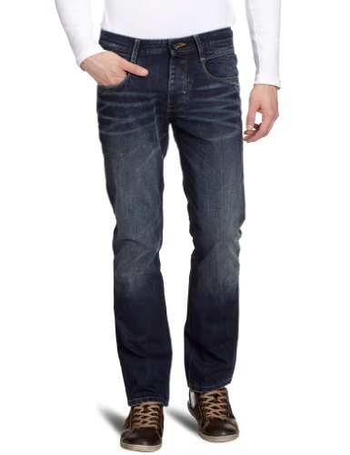 Jack & Jones Core Clark Four Tapered Men's Jeans Denim W32 INXL34 IN