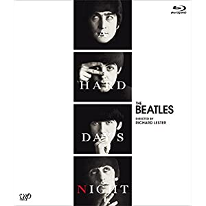 A HARD DAY'S NIGHT(通常版) [Blu-ray]