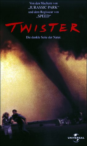 Twister [VHS]
